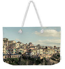 Lanciano - Abruzzo - Italy  Weekender Tote Bag