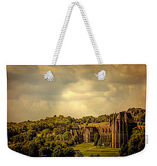 Weekender Tote Bag featuring the photograph Lancing College by Chris Lord