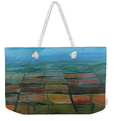 Land Art Weekender Tote Bag