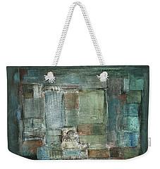 Texture Weekender Tote Bag by Behzad Sohrabi
