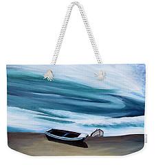 Land Meets Sky Weekender Tote Bag by Marilyn  McNish