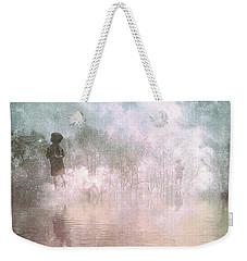 Land Of Ascension Weekender Tote Bag