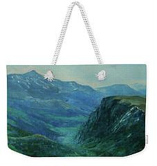 Land Of Dreams Weekender Tote Bag