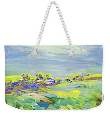 Land Of Milk And Honey Weekender Tote Bag