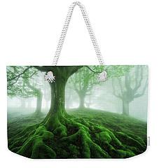 Land Of Roots Weekender Tote Bag