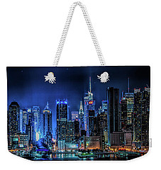 Land Of Tall Buildings Weekender Tote Bag