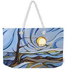 Land Of The Midnight Sun Weekender Tote Bag