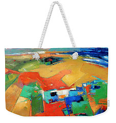 Landforms, Suggestion Of A Memory Weekender Tote Bag