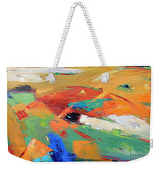 Landforms, Suggestion Of Place Weekender Tote Bag