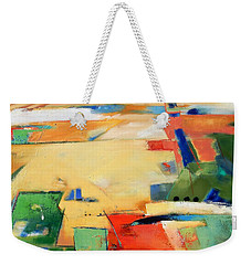 Landforms, You've Never Been Here Weekender Tote Bag