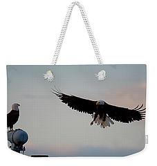 Landing Weekender Tote Bag