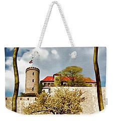 Landmark Sparrenburg Castle Weekender Tote Bag