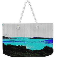 Landscape 32 Version 1 Weekender Tote Bag