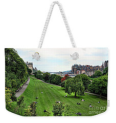 Landscape Edinburgh  Weekender Tote Bag