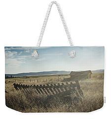 Landscape - Fox Oregon Weekender Tote Bag