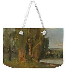 Landscape Weekender Tote Bag by Francois  Bocion