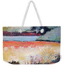 Landscape In Abstraction Weekender Tote Bag