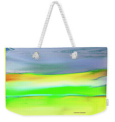Landscape In My Dreams Weekender Tote Bag by Lenore Senior