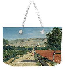 Landscape In Provence Weekender Tote Bag