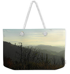 Landscape On The Swiss Plateau Weekender Tote Bag