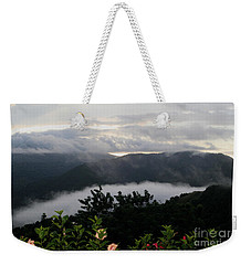 Weekender Tote Bag featuring the photograph Landscape Tropical by The Art of Alice Terrill