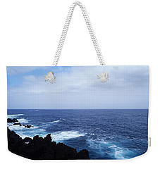Wild Sea Weekender Tote Bag