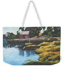 Lane's Cove Sunset Weekender Tote Bag