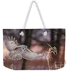 L'ange De La Mort Weekender Tote Bag