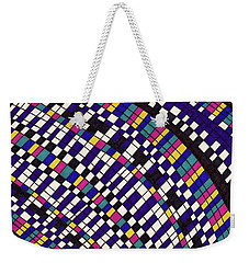Language Weekender Tote Bag