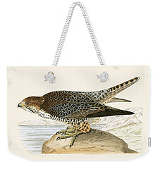 Lanner Falcon Weekender Tote Bag by English School