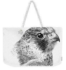 Lanner Falcon Weekender Tote Bag