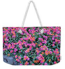 Lantana Weekender Tote Bag