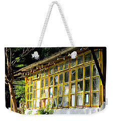 Weekender Tote Bag featuring the photograph Lantau Island 46 by Randall Weidner