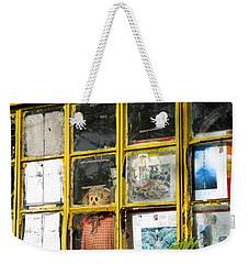 Weekender Tote Bag featuring the photograph Lantau Island 47 by Randall Weidner