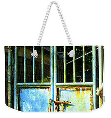 Weekender Tote Bag featuring the photograph Lantau Island 48 by Randall Weidner