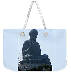 Weekender Tote Bag featuring the photograph Lantau Island 49 by Randall Weidner