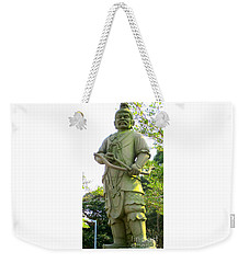 Weekender Tote Bag featuring the photograph Lantau Island 52 by Randall Weidner