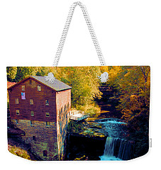 Lanterman's Mill Weekender Tote Bag