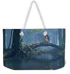 Lantern Bearer Weekender Tote Bag