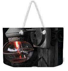 Lantern Weekender Tote Bag