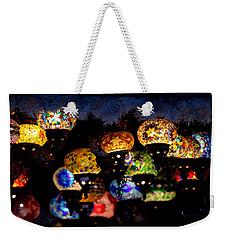 Lanterns - Night Light Weekender Tote Bag