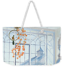 Lanterns Weekender Tote Bag by Timothy Easton