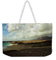 Lanzarote Weekender Tote Bag by Cambion Art
