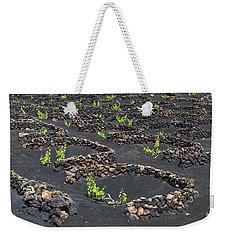 Lanzarote Vineyards Weekender Tote Bag