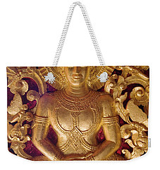 Weekender Tote Bag featuring the photograph Laos_d264 by Craig Lovell