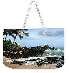 Lapiz Lazuli Stone Aloha Paako Aviaka Weekender Tote Bag