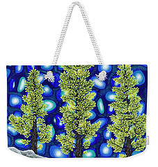 Larch Dreams 2 Weekender Tote Bag