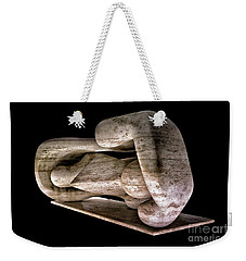 Large Sculpture In Las Vegas Weekender Tote Bag