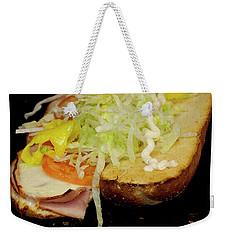 Large Sub Weekender Tote Bag