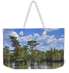 Largemouth Country Weekender Tote Bag